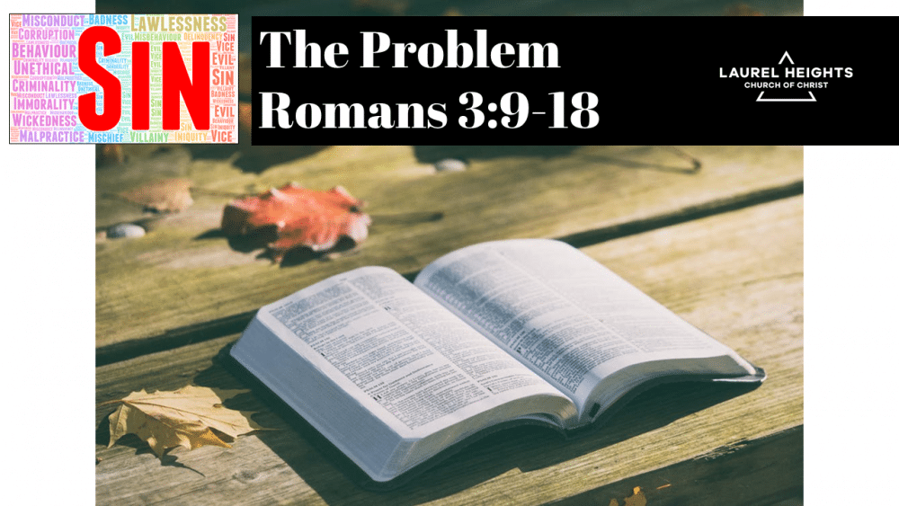 Problem Solution Rom,ans 3 Image